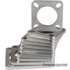 Powersprint Quadrat-Flansch 89 mm Durchm. Rohrausschnitt
