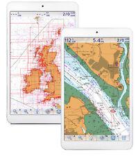 "8"" GPS  QUAD-CORE 64 BIT TABLET CHARTPLOTTER 2018 UK CHARTS,Teclast-P80-"