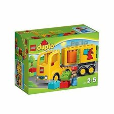Multi-Coloured LEGO Duplo Truck Building Toys