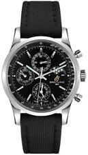 Breitling Transocean Chronograph 1461 Black Dial Men's Watch A1931012/BB68-103W