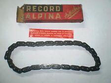 CATENA DISTRIBUZIONE -TIMING CHAIN RECORD ALPINA ANTIVIBRA BUSSOLA MAGG FIAT 850