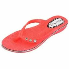 Sandalias y chanclas de mujer rosas sin marca