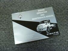 2000 International Truck HT530 Diesel Engine Owner Operator Maintenance Manual