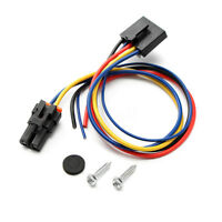5&2 Wire Pigtail Blower Motor Resistor Harness Fits For Buick Cadillac Chevy Gmc