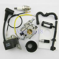 Carburetor Ignition Coil For STIHL Chainsaw 017 018 MS170 MS180 NEW