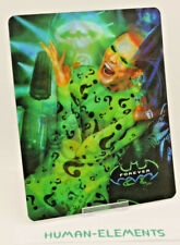 BATMAN FOREVER - Lenticular 3D Flip Magnet Cover FOR bluray steelbook