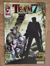TEAM 7 OBJECTIVE HELL #3 IMAGE COMICS VERY FINE  (W13)