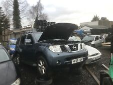 Nissan Pathfinder Nirvara 2007 wiper motor [BREAKING WHOLE CAR FOR SPARES]