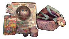 Distroller Baby Lumie Lulu Nerlie Special Edition+Food Bundle+Bassinet