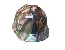 Camo MSA V-GUARD Cap Hard Hat