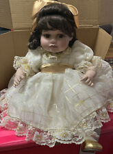 Marie Osmond OLIVE MAY Porcelain Doll ~ in Box
