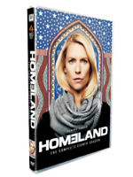 Homeland Season 8 (DVD, 4-Disc Set) US SELLER, BRAND NEW