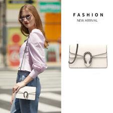 Very popular Girl/Women's cowhide leather single shoulder bag/box 80285
