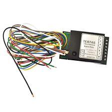 Attelage Electricité 7 contacts relais dérivation Canbus câblage multiplexé
