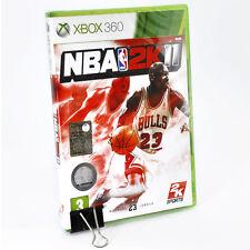 NBA 2K11 XBOX 360 SIGILLATO ITALIANO nba2k11 online michael jordan