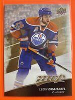 2017-18 Upper Deck MVP #32 Leon Draisaitl Edmonton Oilers Base
