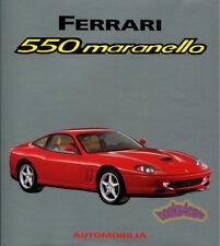 FERRARI 550 MARANELLO BOOK AUTOMOBILIA ALFIERI
