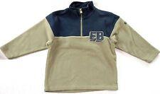 Eager Beaver Boys Warm Fleece Sweater size 116 6 years new