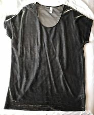 Lee Sheer Mesh Tshirt (size 12) *Great Condition!*