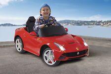 Ferrari Berlinetta 12V niños Coche para Andar/coches Childs Batería Eléctrica R/C rojo