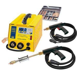 GYS GYSPOT PRO 230 Ausbeulspotter Spotter für Stahl 230V 1ph 052178