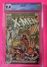 X-Men #108 CGC 9.4 1st John Byrne Issue !!  Off White/ White Pages!