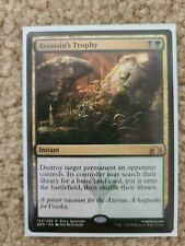 1x MTG Guilds of Ravnica Assassin's Trophy, NM-Mint, English