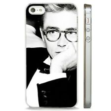 Vintage James Dean Photograph CLEAR PHONE CASE COVER fits iPHONE 5 6 7 8 X