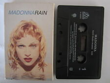 MADONNA RAIN CASSINGLE TAPE