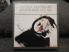 Captain Beefheart Sun Zoom Spark 1970 to 1972 Box Set 4 CDs