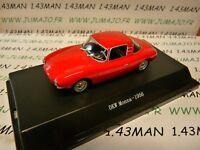 STA3 voiture1/43 STARLINE models : DKW : Monza 1956 rouge