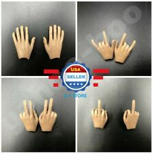 1//6 Scale Hot toys MMS169 The Avengers Nick Fury gloved hands #4