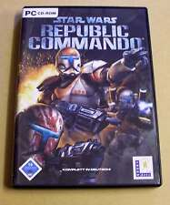 Pc game jeu-star wars-republic commando-allemand complet LucasArts