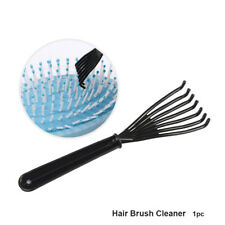 Embedded Handle Comb Hair Brush Cleaner Cleaning Remover Tool