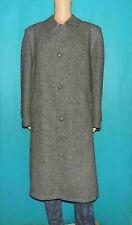 manteau STEINBOCK GOLD made Austria en laine gris chiné  taille 56 fr