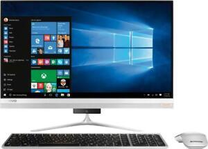 "Lenovo 520S-23IKU 23"" Touch-Screen All-In-One Intel Core i7 8GB Memory Desktop"