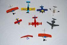Lot de 17 anciens Kinder Surprise - Avions