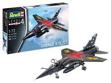 Revell 64971 Mirage F.1C 1:72 Plastic Model Kit inc. Paints & Glue