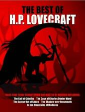 The Best of H P Lovecraft, Lovecraft, H. P., Good Condition Book, ISBN 185375763