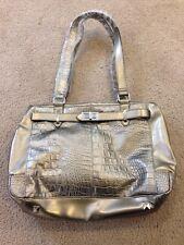 New CM Creative Memories Nancy O'Dell Tote Bag Shoulder handbag Purse Bronze