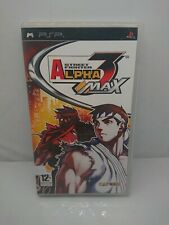 Street Fighter Alpha 3 Max, Playstation Portable PSP