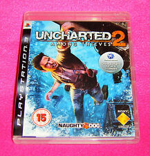 Sony Playstation 3 Game - Uncharted 2 : Among Thieves