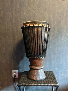 Afroton Bougarabou Pro Afrikanische Conga Trommel Djembe