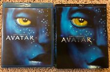 Avatar (Blu-ray/DVD, 2010, 2-Disc Set) In Excellent Condition!!!
