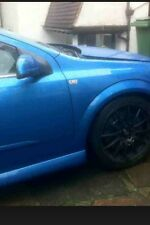 POLISHED Bonnet Raisers Vauxhall Astra MK5 VXR Nurburgring DTI STI Turbo Zafira
