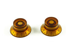 Bell Knob Amber pour Gibson Les Paul/SG