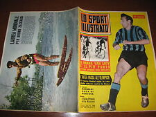 LO SPORT ILLUSTRATO GAZZETTA 1961/36 BETTINI INTER SORMANI VAN LOOY PADOVA JUVE