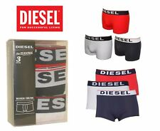 DIESEL Men's Boxer Trunk the Seasonal 3 Pack 3 Colour