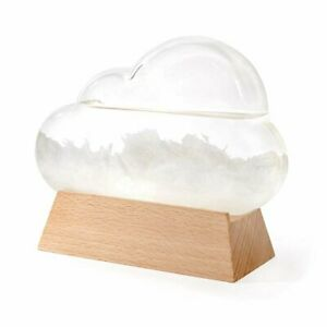 Cloud Glass Weather Station - Forecasts The Weather! **FREE DELIVERY**