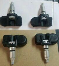 Set Of 4 Mercedes 000 905 72 00 Tire Pressure Sensor Tpms Oem 433 Mhz Mercedes
